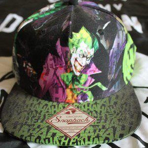 Joker Snapback
